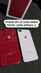 iPhone 8plus 64Gb ambos