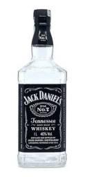Garrafas de Whisky vazias