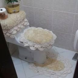Tapete de banheiro fofinho
