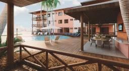 Praia de Atalaia, 2 quartos, 1 suíte, Condomínio Fechado