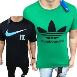 Camisetas fio 30.1 diversas estampas e cores! Seja um revendedor - Atacado