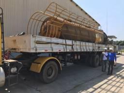 Tanque reservatorio inox 20 mil litros