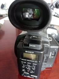 Câmera filmadora Sony Z 7