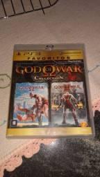 God of war collectionn 2 em 1