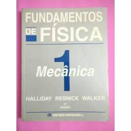 Título do anúncio: Fundamentos de Física, 4ªedição, Volume 1 / Halliday, Resnick, Walker