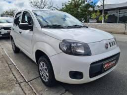 Título do anúncio: Fiat Uno 2016 Evo Vivace 1.0 8V Flex Revisado 4 Portas 68.000 Km Novo