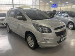 Chevrolet SPIN LTZ 1.8 8V Econo.Flex 5p Aut. 2015/2016