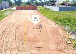 Lote pronto p/ construir, R$ 7.960,00 + 120x de R$ 978,75