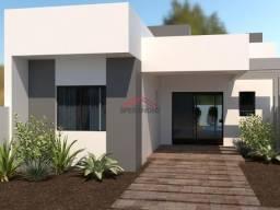 Casa nova c/ 1 suíte + 2 quartos, piscina - Baln. Itapoá