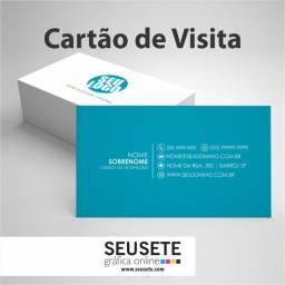 Cartão de Visita R$79,90