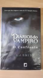 Diários de um vampiro - o confronto