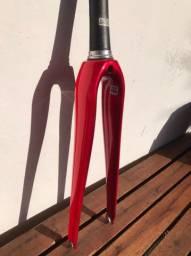 Garfo Em carbono Specialized Tarmac SL4 Vermelho Original