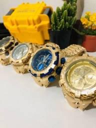 Título do anúncio: Relógio Invicta ThunderBolt Premium Importado C/Caixa e Garantia, Solicite Nosso Catalágo!
