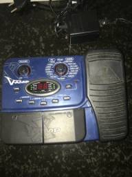 Pedaleira X V-amp Behringher