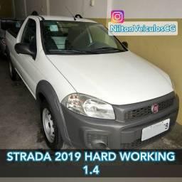 STRADA HARD WORKING CABINE SIMPLES 2019 1.4