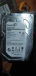 HD 3 TB 7200rpm saudável