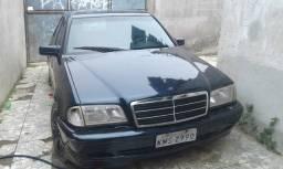 Título do anúncio: Mercedes c180 urgente
