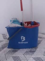 Título do anúncio: Kit limpeza bralimpia.