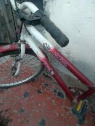 Bicicleta Caloi Hello Kitty ARO 24