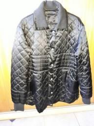 Título do anúncio: Jaqueta de Inverno Nylon Preta