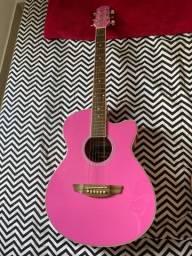 Violão Strinberg Flat AW 51 C Pink