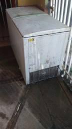 Título do anúncio: Freezer duas portas horizontal