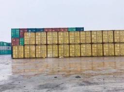 Containers marítimos em excelente estado de conservação valores a partir de 11.900