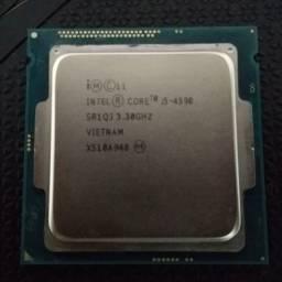 Processador Intel i5 4590 LGA1150