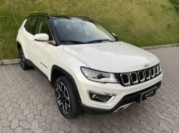Compass Limited 4x4 Turbo Diesel 2020,Com Kit High Tech