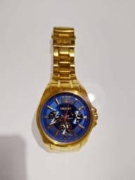 Relógio Orient Original Dourado