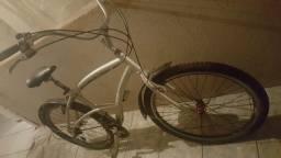Título do anúncio: bike de alumínio
