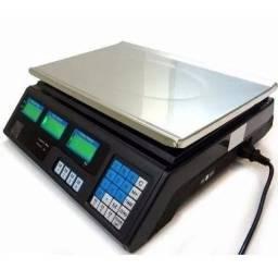 Promoção! Balança Eletrônica Digital 40kg Alta Precisão/ Bateria Recarregável