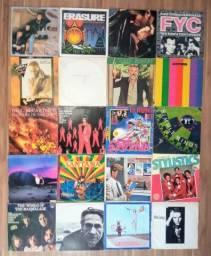 Disco Vinil LPs Rock Pop MPB Samba Novela Sertanejo. Lista completa na descrição.