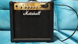 Título do anúncio: Amplicador Marshall mg15
