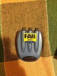 Título do anúncio: Pedal FAB Chorus Danelectro