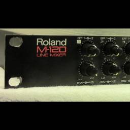 Roland LINE Mixer M-120