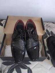 Sapato social novo nunca usado
