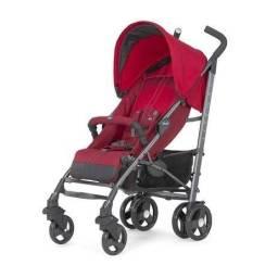 Título do anúncio: Carrinho De Bebê Liteway Basic 2 Red Vermelho Chicco