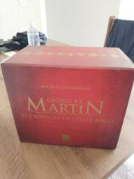 Box game of Thrones edição de colecionador