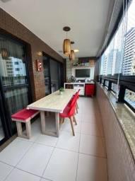 Apartamento no Jardins, 3 Suítes, 192 m², 2 Vagas - no Cond. Ronaldo Calumby.