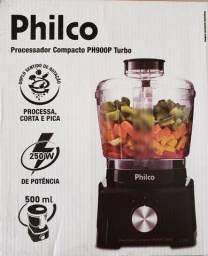 Processador Compacto, Ph900p turbo, 250w, Preto, 110V, Philco<br><br>
