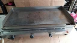 Chapeira a gás , 1 metrô x 60 cm