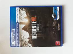 Resident Evil 7: Biohazard Físico Ps4 (modo Vr Incluso)