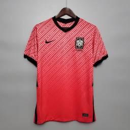 Título do anúncio: Camisa Korea home 21/22
