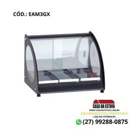 Estufa Fria Edanca 3 Placas de Gelo-X Modelo Master