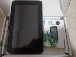 Tablet 7 Dazz tela com listras pretas funciona