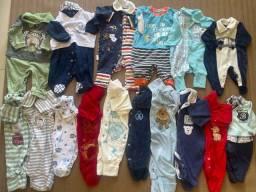 Lote roupas menino - tudo