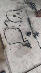 Kit de direção hidraulica Logan/Sandero