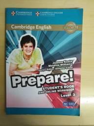 Cambridge English - Prepare level 3