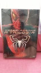 Título do anúncio: Lote dvds filmes Super-Heróis Marvel